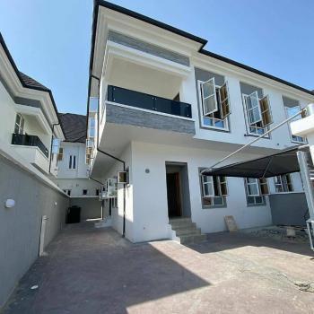 Luxury 4 Bedroom Duplex with Bq, Chevron Drive, Lekki Expressway, Lekki, Lagos, Semi-detached Duplex for Sale