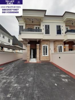 Lovely 4 Bedroom Semi-detached Duplex with Bq, Westend Estate, Ikota, Lekki, Lagos, Semi-detached Duplex for Rent
