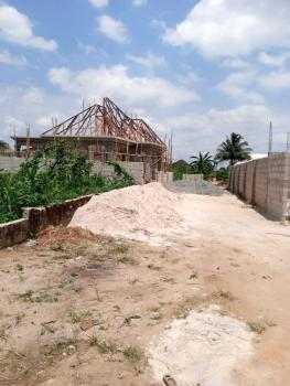 Sweet 1 Plot of Land with C of O and Federal Light., Shell Cooperative Eliozu/ Eneka, Port Harcourt, Rivers, Mixed-use Land for Sale