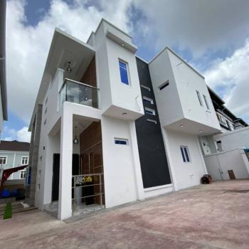 4 Bedroom Detached House with Swimming Pool, Lekki Palm City Estate, Ado, Ajah, Lagos, Detached Duplex for Rent
