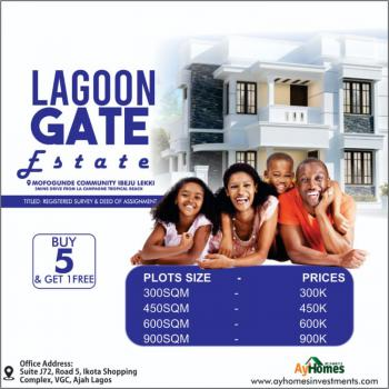Registered Survey, Deed of Assignment, Ise Tarred Road, Mafogunde, Ibeju Lekki, Lagos, Mixed-use Land for Sale