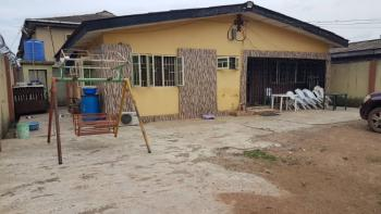 Well Maintained 3 Bedroom Bungalow Setback on Full Plot of Land, Alake Alaro Via Olaniyi Street, New Oko Oba., Abule Egba, Agege, Lagos, Detached Bungalow for Sale