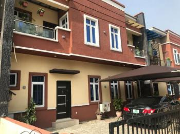 4 Bedroom Semi Detached Duplex in an Estate, 2nd Toll Gate,, Lekki Phase 2, Lekki, Lagos, Semi-detached Duplex for Rent