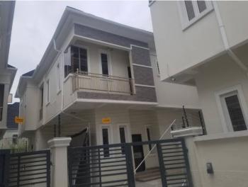 Stylist 4 Bedroom Semi Detached Duplex, Chevron Drive, Lekki Phase 2, Lekki, Lagos, Semi-detached Duplex for Rent