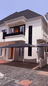 4 Bedroom Semi Detached Duplex with a Maids, Berra Estate, Chevron, Lekki Expressway, Lekki, Lagos, Flat for Rent