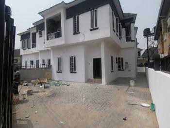 Fully Serviced  4 Bedroom Duplex  with Bq, By Blenco, Sangotedo, Ajah, Lagos, Semi-detached Duplex for Sale