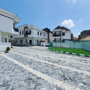 Luxury 4bedroom Semi Detached Duplex with Bq, Lekki Conservation Center Road, Lekki, Lagos, Detached Duplex for Sale