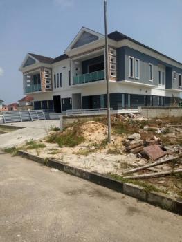 Spacious 4 Bedroom Semi Detached Duplex with a Bq, Peace Garden Estate, Sangotedo, Ajah, Lagos, Semi-detached Duplex for Rent