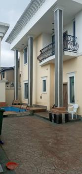 Luxury 5 Bedroom Fully Detached Duplex with Swimming Pool and Cctv, Sonibare Estate, Ikeja, Lagos, Detached Duplex for Rent