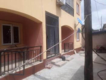 Newly Built 2 Bedroom Flat, All Tiled, on Tarred Road, Secured Estate, Bamishile, Akowonjo, Egbeda, Alimosho, Lagos, Flat for Rent
