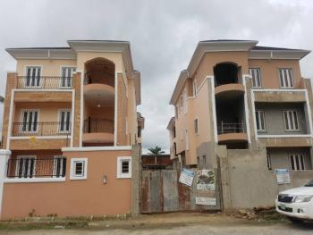 6 Bedroom Mansionette on 3 Floors, Adeniyi Jones, Ikeja, Lagos, House for Sale