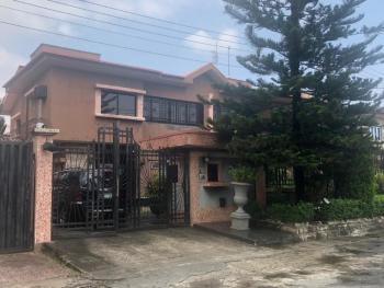 4 Bedroom Detached House with 3 Rooms Bq, Femi Okunu Phase 2., Jakande, Lekki, Lagos, Detached Duplex for Sale