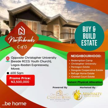 Buy and Build Land, Opposite Christopher University (beside Rccg Youth Church), Mowe Ofada, Ogun, Residential Land for Sale