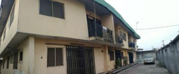 4 Bedroom Duplex 3in1 Building Plus a Bq, Olufeso Street Iloro  Cement, Dopemu, Agege, Lagos, Terraced Duplex for Sale