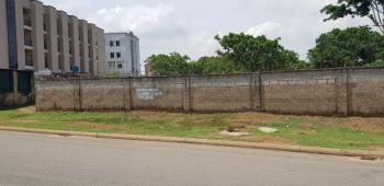 2100sqm Fenced Commercial Land with C of O, Behind Wuye Market, Wuye, Abuja, Commercial Land for Sale