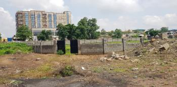 4900sqm Fenced Commercial Land with R of O, Tunde Idiagbon Street, Behind Jabi Garage, Jabi, Abuja, Commercial Land for Sale