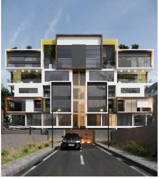 Grenadines 4 Bedroom Pent Floor Apartment with Boys Quarter (off Plan), Banana Island Estate, Off Onikoyi, Banana Island, Ikoyi, Lagos, Block of Flats for Sale