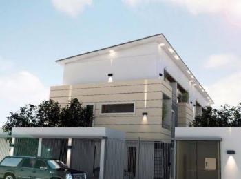 Newly Built 4 Bedroom Terrace Duplex with a Maids Room, Off Opebi Road., Opebi, Ikeja, Lagos, Terraced Duplex for Sale