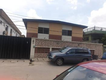 Decent and Spacious 5 Bedroom Duplex with Bq, Off Adelabu, Surulere, Lagos, Semi-detached Duplex for Rent
