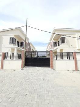 Lovely 4 Bedroom Terrce Duplex, Orchide Hotel Road By Second Toll Gate., Lafiaji, Lekki, Lagos, Terraced Duplex for Sale