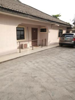 a Very Clean Relatively New Well Built 3 Units of 3 Bedrooms Bungalow, Adeyeri Estate Off College Road, Ogba, Ikeja, Lagos, Detached Bungalow for Sale