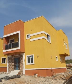 Fine & Well Finished 4-bedroom Detached Duplex, Lennar Hillside Estate, Beside Brick City Estate, Kubwa, Abuja, Detached Duplex for Sale