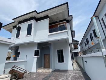 Lovely Built 4 Bedroom Semi Detached Duplex with a Bq, Off Chevron Drive, Lekki Expressway, Lekki, Lagos, Semi-detached Duplex for Sale