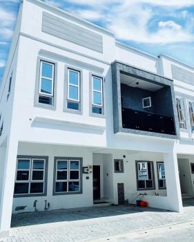 Beautiful 4 Bedroom Terraced Duplex, Lafiaji, Lekki, Lagos, Terraced Duplex for Rent