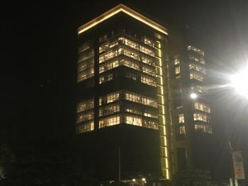 Executive Open Plan High Rise Office, Kingsway Road, Old Ikoyi, Ikoyi, Lagos, Office Space for Rent