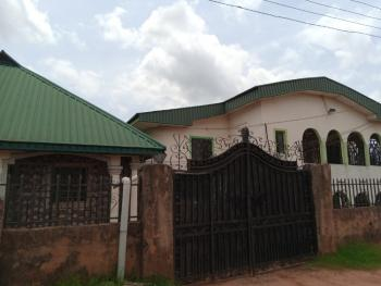 a Standard 6 Flat Upstairs with  a Standard Bungalow of 2bedroom Each, Off Lucky Way Off Ikpoba Hill and Upper Mission Extension, Benin, Oredo, Edo, Block of Flats for Sale