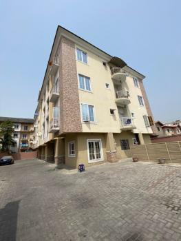 Self Serviced 3 Bedroom Apartment with Bq and Swimming Pool, Off Babatunde Anjous, Lekki Phase 1, Lekki, Lagos, Flat for Rent