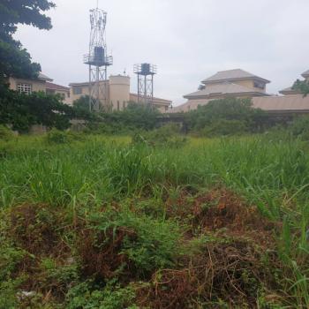 Plot Measuring Almost 1,300sqms, Phase 1, Osborne, Ikoyi, Lagos, Mixed-use Land for Sale