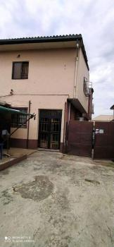 Beautiful Single Room (upstairs) with Only 2 People to Share Toilet, Off Toyin, Ikeja, Lagos, Self Contained (single Rooms) for Rent