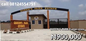 Affordable C of O Land, Gated and Fenced, Near Rccg Camp, Mowe Ofada, Ogun, Residential Land for Sale