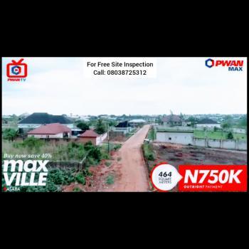 Max Ville Estate, Asaba, Delta, Mixed-use Land for Sale