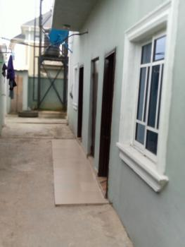 Sweet- Spacious 1 Room Self Contained, Silver Zone Estate, Sangotedo, Ajah, Lagos, Self Contained (single Rooms) for Rent