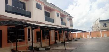 Executive 4 Bedroom Terrace with a Room Boys Quarter, Ikate, Behind World Oil, Ikate Elegushi, Lekki, Lagos, Terraced Duplex for Sale