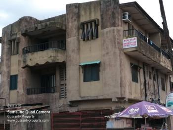 a Block of 6 Units of 3 Bedroom Flats on 800sqm Land, Shomolu, Lagos, Block of Flats for Sale