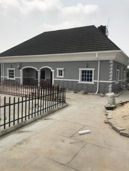 Lovely Newly Built 3 Bedroom Bungalow, Happy Land Estate, Olokonla, Ajah, Lagos, Detached Bungalow for Rent
