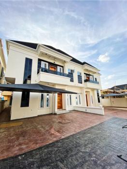4 Bedroom Semi Detached Duplex, Chevron Drive, Lekki, Lagos, Flat for Rent