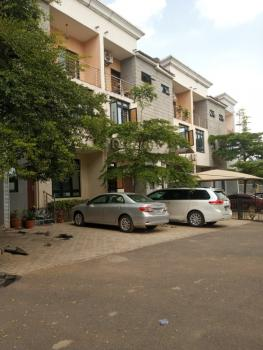 Cool 4 Bedroom Terrace Duplex, Near Godab Estate, Life Camp, Gwarinpa, Abuja, Terraced Duplex for Rent
