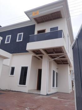 Brand New 4 Bedroom Semi Detached Duplex with Bq, By Chevron Toll Gate, Lekki, Lagos, Semi-detached Duplex for Sale