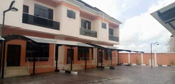10 Units 4 Bedroom Terrace Duplexes with a Room Bq Each, Ikate Elegushi, Lekki, Lagos, Terraced Duplex for Sale