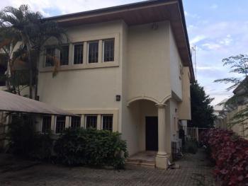 4 Bedroom Semi Detached Duplex, 31b, Danube Street, Maitama District, Abuja, Semi-detached Duplex for Rent