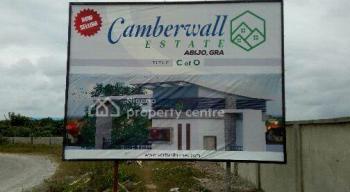 Dry Land for Your Dream House, Camberwall Estate, Abijo, Lekki, Lagos, Residential Land for Sale