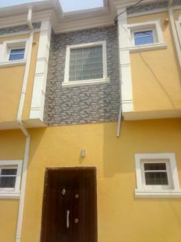 Tastefully Finished Ensuited 2 Bedroom with Visitors Toilet, Old Akute Road, Via Fagba, Obawole, Ifako-ijaiye, Lagos, Flat for Rent