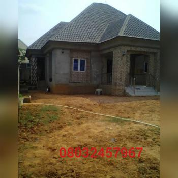 Spacious 4bedrooms Bungalow, Onitsha, Anambra, Terraced Bungalow for Sale