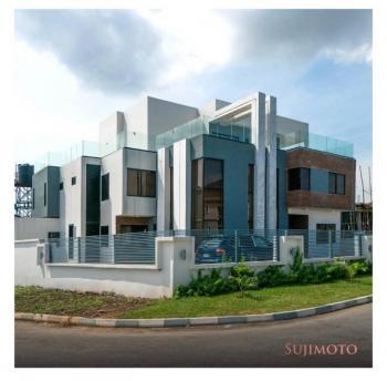 Luxury 6 Bedroom, 2bq, 3 Living Area Detached Duplex, Royal Garden Estate, Ajah, Lagos, Detached Duplex for Sale
