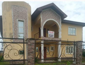 Spacious 5 Bedroom Duplex, Eden Garden, Beside Total Petrol Station, Abraham Adesanya, Ajah, Lagos, Detached Duplex for Rent