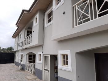 Spacious Clean 3 Bedroom Flat, Sangotedo, Ajah, Lagos, Flat for Rent